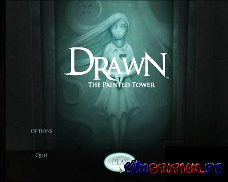 Скачать Drawn - The Painted Tower (PC) бесплатно