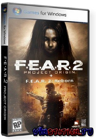 Скачать F.E.A.R. 2: Project Origin + F.E.A.R. 2: Reborn (PC/RePack) бесплатно