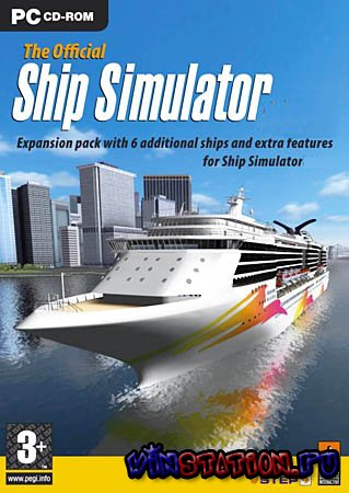 Скачать Ship Simulator - Гражданские судна (PC) бесплатно