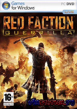 Скачать Red Faction: Guerrilla (PC/RUS/RePack) бесплатно
