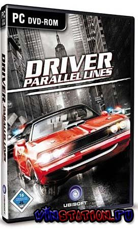 ������� Driver: Parallel Lines (PC/RUS/REPACK) ���������
