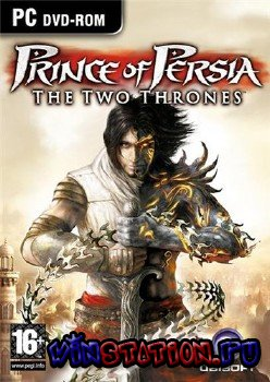 ������� ���� Prince of Persia: The Two Thrones (PC/RUS/Repack)