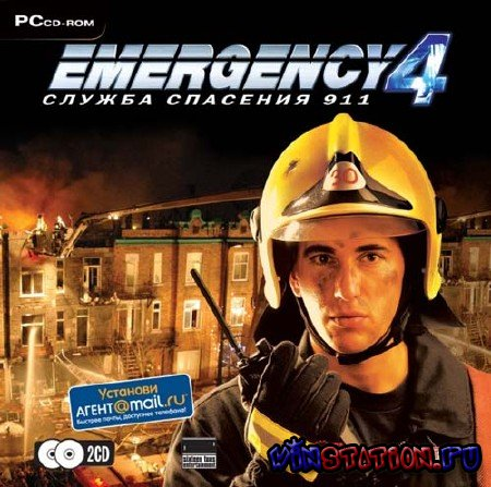 Скачать  Emergency 4: Global Fighters for Life (PC/RUS) бесплатно