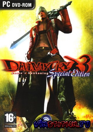 Скачать игру Devil May Cry 3: Dante's Awakening Special Edition (PC/RUS)