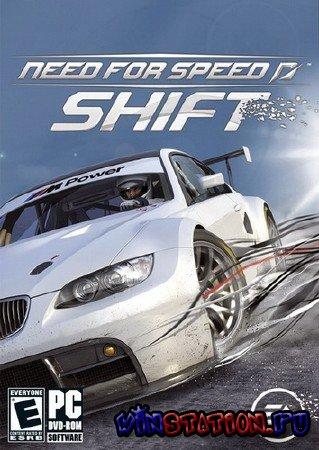 Скачать Need For Speed: SHIFT (PC/RUS//Rip) бесплатно