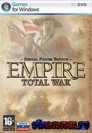 Empire Total War (PC/RUS/RePack)