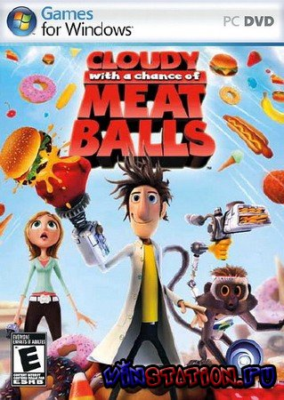 Cloudy with a Chance of Meatballs (PC/RePack)