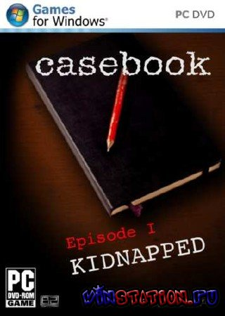 Casebook Episode 1:Kidnapped +Episode 0:The Missing Urn(PC)