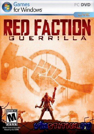 Скачать Red Faction: Guerrilla - DLC Demons of the Badlands (PC) бесплатно
