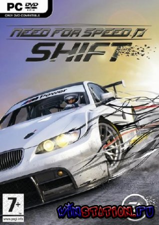 Need For Speed: SHIFT (PC/RUS/MULTI10)