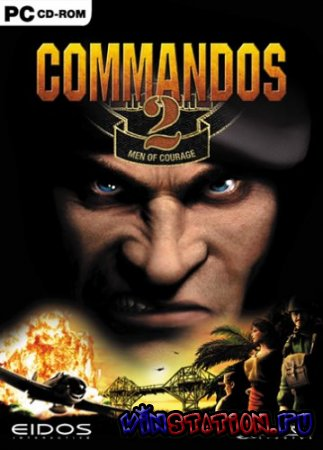 Скачать игру Commandos 2: Men of Courage (PC/RUS)