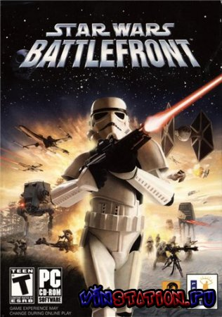 Скачать игру Star Wars: Battlefront (PC/RUS)