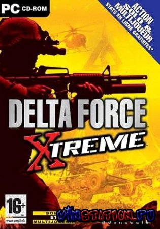 Скачать игру Delta Force Xtreme (PC/RUS)