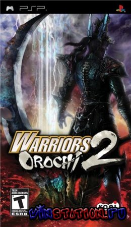 Warriors Orochi 2 (PSP)