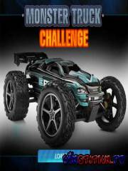 Monster Truck Challenge (Mini game)