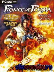 Антология Prince of Persia 4 in 1 (PC/RUS/Repack)