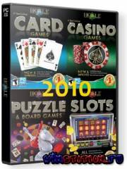 Hoyle Games 2010. 4in1 (PC/RePack)