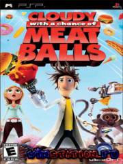 Cloudy With a Chance of Meatballs (PSP)