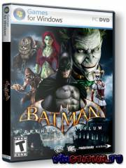 Batman Arkham Asylum (PC/RUS/Rip)