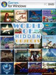 Сборник игр World of hidden objects (PC)