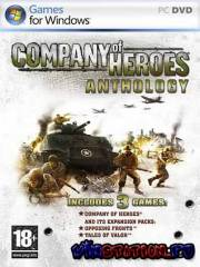 Company of Heroes Anthology 3 in 1 (PC)
