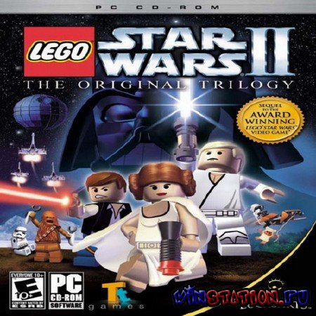 LEGO Star Wars 2: The Original Trilogy (PC/RUS)