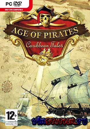 Скачать Age of Pirates: Secrets of the Far Seas (PC/RUS) бесплатно