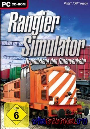 Rangier Simulator (PC/RUS)
