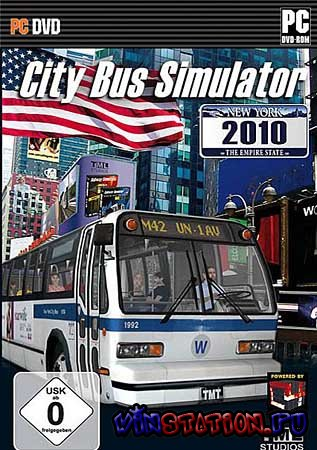 Скачать City Bus Simulator 2010 (PC/RUS/FULLPACK) бесплатно