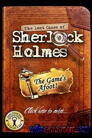 Скачать The Lost Cases of Sherlock Holmes (PC/RUS) бесплатно