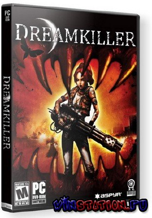 Скачать Dreamkiller (PC/RUS/FullRip) бесплатно