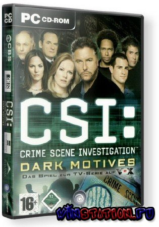 Скачать CSI: Dark Motives  (PC/RUS/RePack) бесплатно