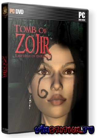 Скачать Last Half of Darkness: Tomb of Zojir (PC) бесплатно