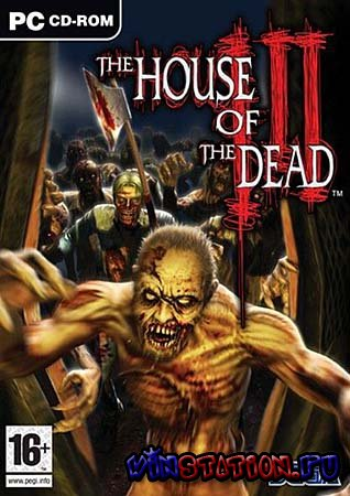 Скачать House of the Dead 3  (PC/RUS) бесплатно
