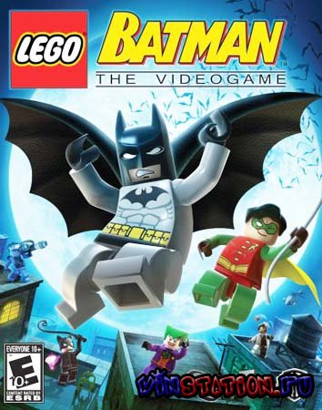 Скачать LEGO Batman (PC) бесплатно