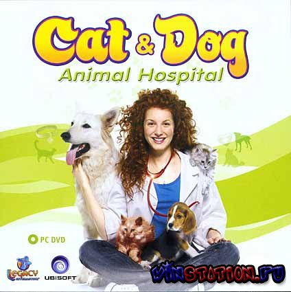 Скачать Cat & Dog. Animal hospital (PC/RUS) бесплатно