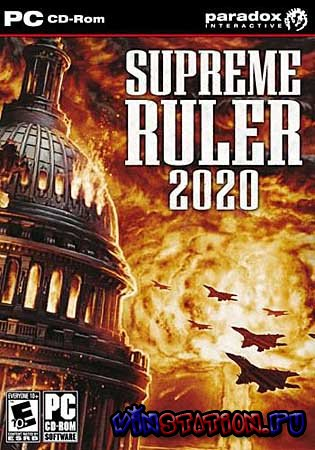 Скачать Supreme Ruler 2020 GOLD (PC/RUS) бесплатно