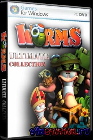 Worms. Ultimate Collection (PC/RUS/RePack)