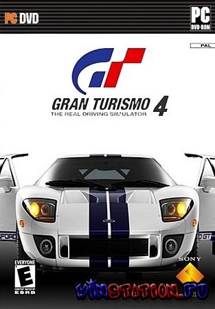 Gran Turismo 4 - The Real Driver Simulator (PC)