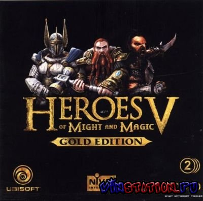 Скачать Heroes of Might & Magic V Gold edition (PC/RUS) бесплатно