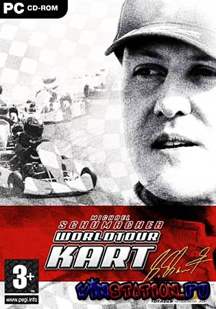 Скачать Michael Schumacher World Tour Kart (PC/RUS) бесплатно