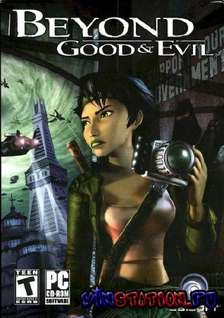 Скачать Beyond Good & Evil (PC/MULTI6) бесплатно