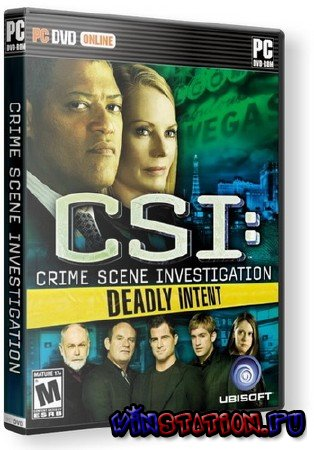 Скачать CSI: Deadly Intent (PC) бесплатно