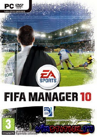 Скачать FIFA Manager 10 (PC/MULTI6) бесплатно