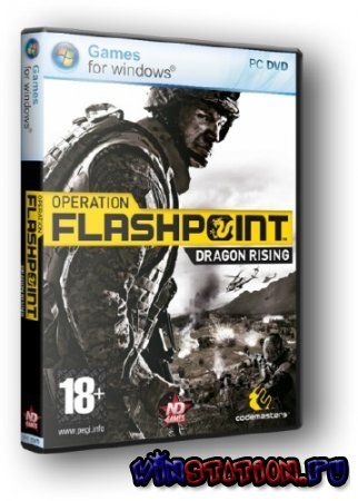 Скачать игру Operation Flashpoint 2 Dragon Rising бесплатно торрентом