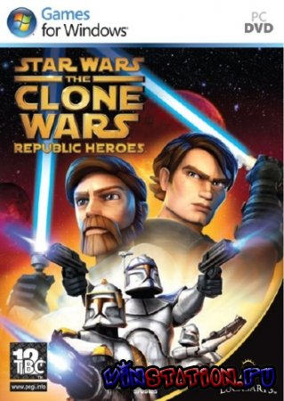 Star Wars The Clone Wars: Republic Heroes  (PC)