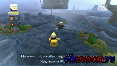 ������� ���� Up: The Video Game (PSP/RUS)
