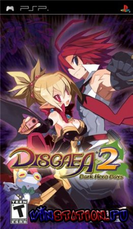 Disgaea 2: Dark Hero Days (PSP)
