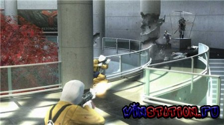 Kane & Lynch: Dead Men (Xbox360/RUS)