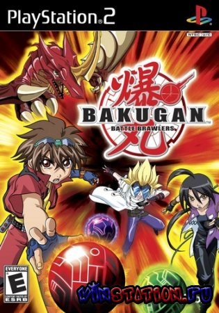 Скачать Bakugan Battle Brawlers (PS2) бесплатно
